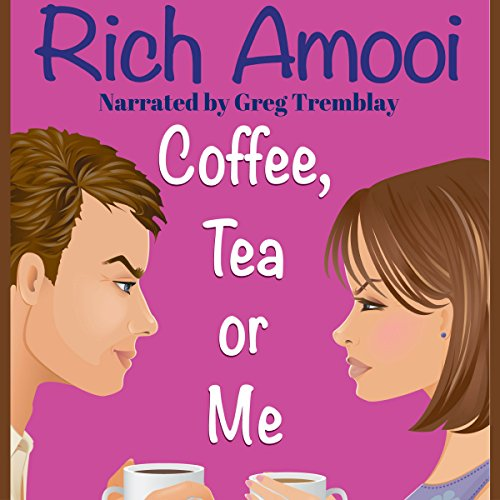 Coffee, Tea or Me audiobook cover art