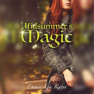 Midsummer's Magic audiobook cover art
