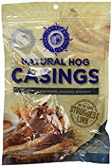 All Natural Quality Hog Casings from North America Will Stuff 20-25lbs of Sausage