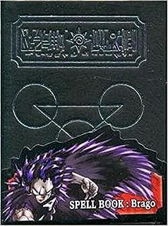Zatchbell (The Card Battle) Spell Book : Brago