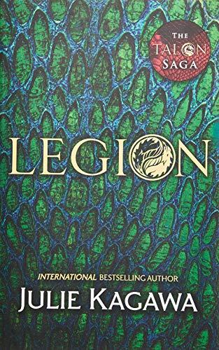 Kagawa, J: Legion (The Talon Saga, Band 4)