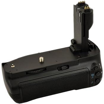 DSTE Pro BG-E7 Vertical Battery Grip for Canon EOS 7D SLR Digital Camera as LP-E6