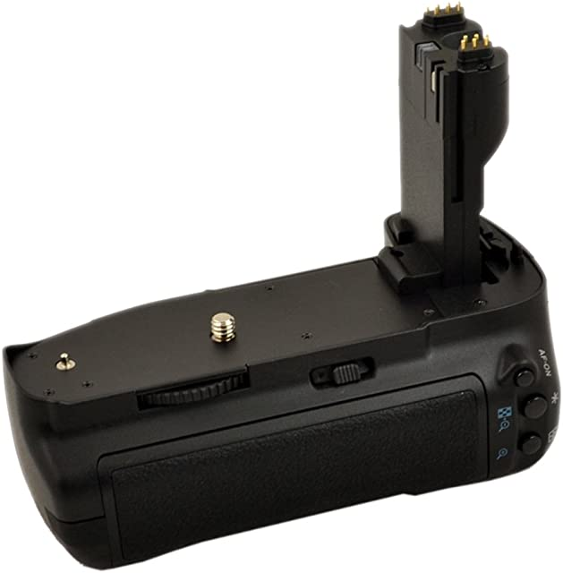 DSTE Pro BG-E7Agarre Vertical de batería para Canon EOS 7d SLR Cámara Digital como LP-E6