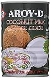 Aroy-D Leche de Coco para postres 24x400ml
