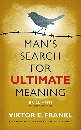 Man's Search for Ultimate Meaningの詳細を見る