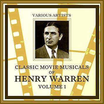 Classic Movie Musicals Of Harry Warren, Vol. 1