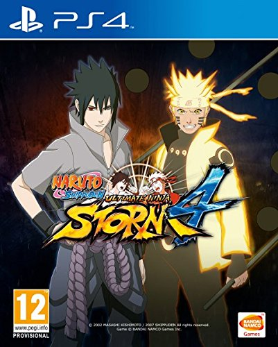 Naruto Shippuden: Ultimate Ninja Storm 4 - Day One...