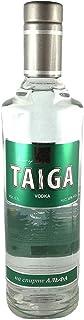 Vodka Taiga 0,7L russischer premium Wodka mit Getreidealkohol Alpha