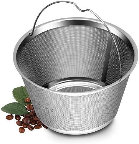 4 5 Cup Reusable Permanent Basket Coffee Filters Coffee Filters 4 Cup Perfect Fit Mr Coffee product image