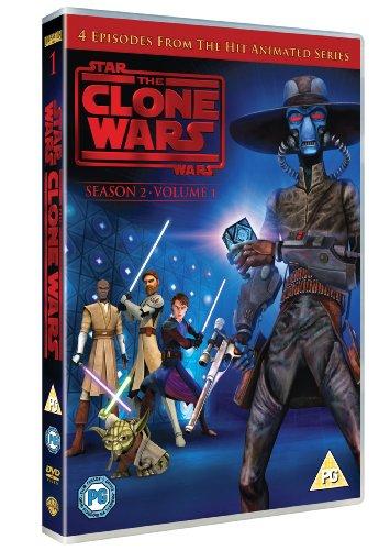 Star Wars - The Clone Wars - Series 2, Vol. 1