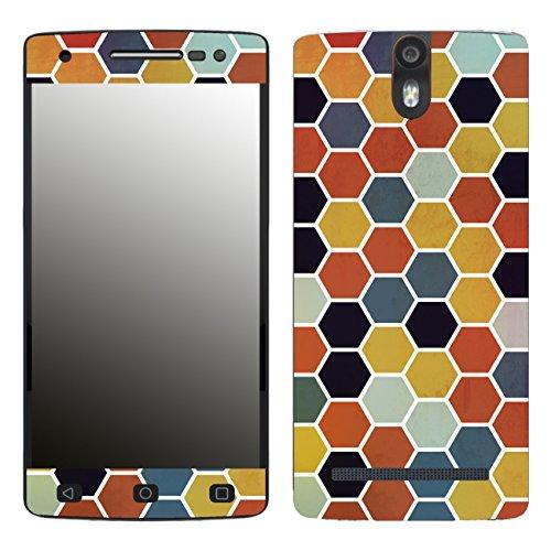 DISAGU SF-106774_1206 Design Folie für Wileyfox Storm - Motiv Polygone 03