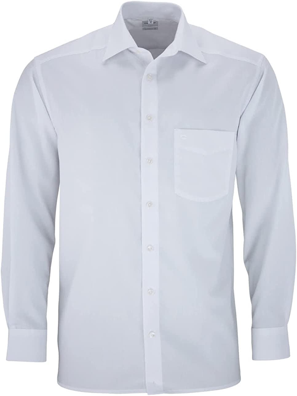 OLYMP - Camisa casual - Negocios - Básico - Manga Larga - para hombre