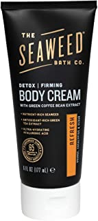 Best The Seaweed Bath Co.. Orange, Eucalyptus & Cedar Refresh Firming Detox Body Cream, 6 Oz Reviews