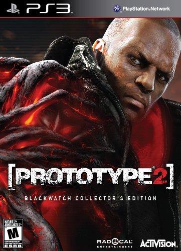 Activision Prototype 2: Blackwatch - Collector