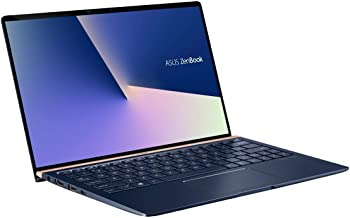 "ASUS ZenBook 13 Ultra-Slim Durable Laptop 13.3"" FHD WideView, Intel Core i7-10510U, 16GB RAM, 512GB PCIe SSD, NumberPad, W..."