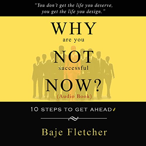 Why Are You Not Successful Now? audiobook cover art