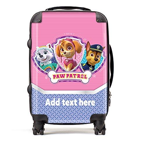 'Skye' Paw Patrol Personalised Suitcase (Cabin-Size)