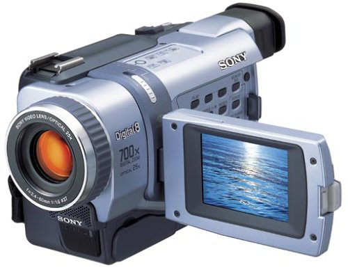 Sony DCR-TRV340 Digital8-Camcorder
