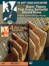 The Happy Traum Guitar Method Basic Theory That Every Guitarist Should Know: Includes Book/CD Pack with DVD
