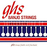 GHS 230 11 - 30 Johnny Baier Phosphor Bronze Banjo String Set