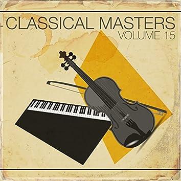Classical Masters, Vol.15