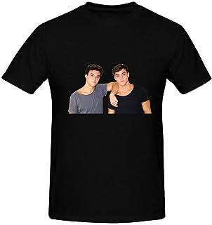 HJHKJ Do-LAN Twins 4OU Tour Men's Cotton Short Sleeve T-Shirt