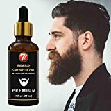 7 days Power Full Beard Growth Hair Oil