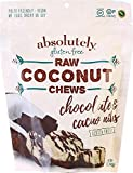 Absolutely Gluten Free Raw Coconut Chews with...