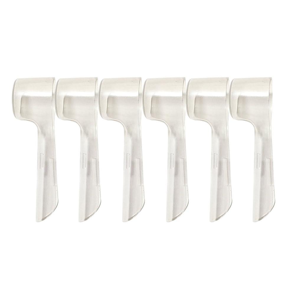 葡萄前進アコードHEALLILY 12本旅行ポータブル歯ブラシヘッドカバー歯ブラシ保護ケース