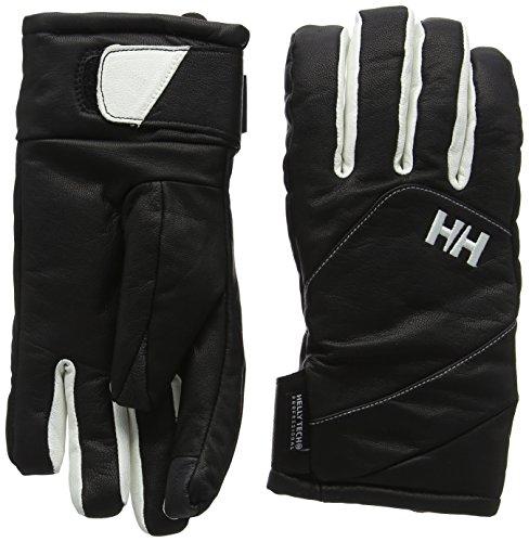 Helly Hansen Covert Ht Gants Femme, Noir/Blanc, FR (Taille Fabricant : XL)