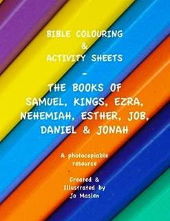 Best nehemiah activity sheets Reviews
