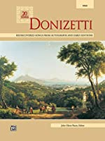 20 Songs Donizetti: High