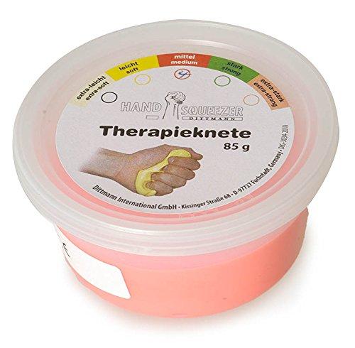 Therapieknete 85g Physiotherapie Ergotherapie Hand Theraputty mittel