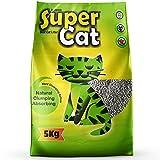 WOW DOG Cat Litter Sand Advance 100 % Natural Scoopable Bentonite Clumping Litter 10 KG