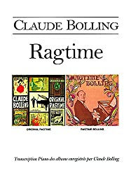 Claude bolling: ragtime piano