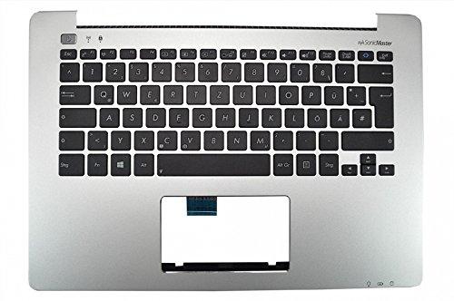 ASUS VivoBook S301LA Original Tastatur inkl. Topcase DE (deutsch) schwarz/Silber