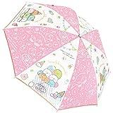 ジェイズプランニング 長傘 すみっコぐらしアイスクリーム ピンク 55cm 35099