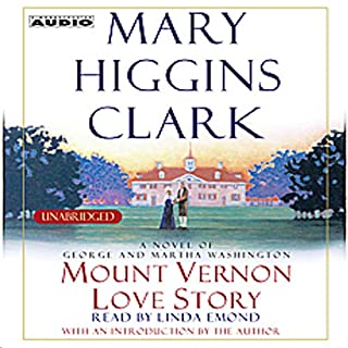 Mount Vernon Love Story audiobook cover art