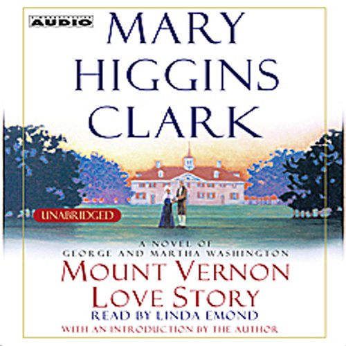 Mount Vernon Love Story audiobook cover art