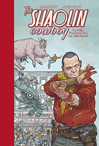 Shaolin Cowboy 3. ¿Quién