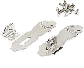 Storage Cover Gate Roestvrij Stalen Gesp 5,7 X 1,9 Cm / 2,24 × 0,75in, Kastdeur Drawer Toolbox Buckle, Hardware Accessoire...