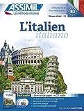 L'italien Pack Audio ( 1 livre de 528 pages + 4 CD audio)