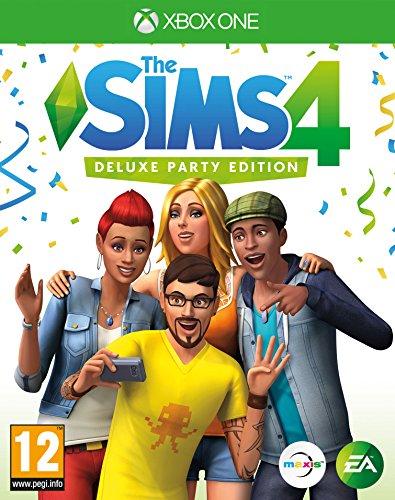 The Sims 4 Deluxe Party Edition - Xbox One [Edizione: Regno Unito]