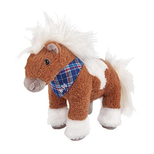 Miss Melody 8455 – Peluche Cheval, Multicolore