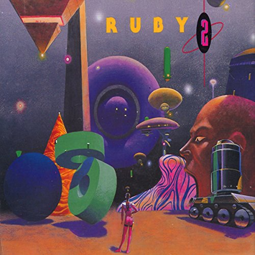 Ruby 2 audiobook cover art