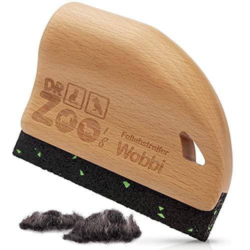 DR Zoo Fellabstreifer Wobbi - Der Fellwechsel-Helfer für Dein Hund oder als Hunde-Bürste und Kamm