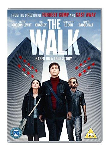 The Walk [DVD] [2015]