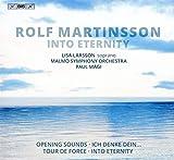Malmö Symphonieorchester: Into Eternity (Audio CD)