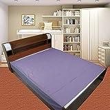 Nonibud goodluck Baby Waterproof Double Bed Mattress Protection Plastic Sheet