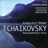 Symphony No. 6 Pathetique, Romeo and Juliet Overture - Fantasy by Jarvi/Cincinnati SO (2007-10-23)